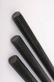 Шпильки резьбовые DIN 975, класс прочности 12.9