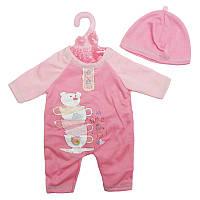 "Одежда для ""Baby Born"" BJ-479-475-PVC-2"