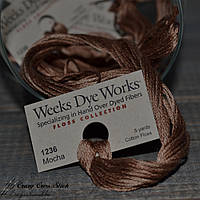 Мулине Weeks Dye Works 1236