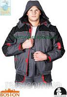 Зимняя куртка BOSTON утепленная флисом LH-BSW-J SBC