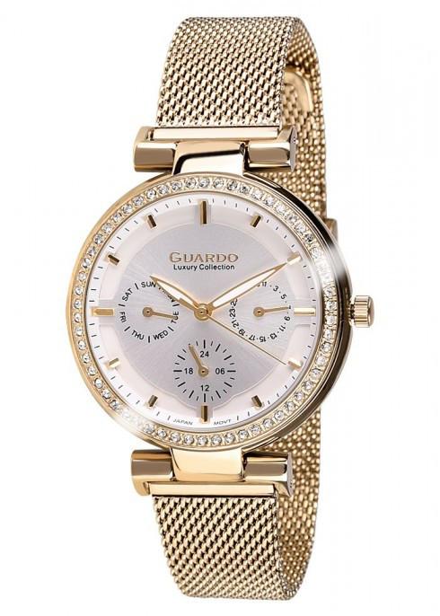 Женские наручные часы Guardo S01652(m) GW