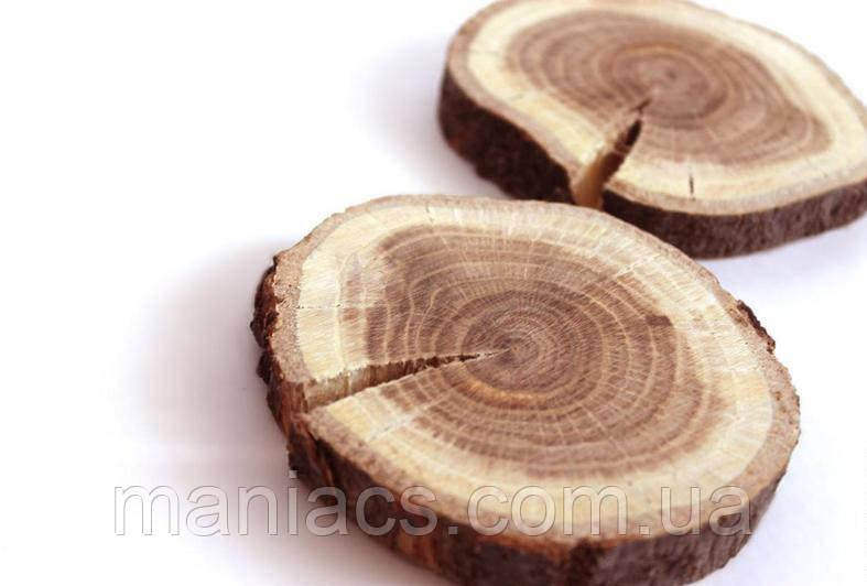 Зріз дерева. Сосна 8 - 10 см