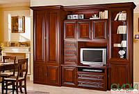 Гостиная Капри шкаф  (Скай) 3050х2280х650мм