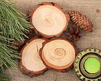 Срез дерева. Сосна 16 - 20 см