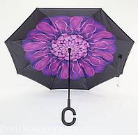 """Зонтик """"Smart"""" с обратным сложением от фирмы """"Susino"""""""