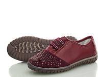 Детские туфли. Style-baby N015-1 Red (8пар, 25-30)