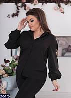 Блузка (50, 52, 54, 56) — софт купить оптом и в Розницу в одессе 7км 54