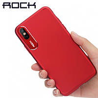 Чехол Rock Classy Series Case iPhone X Red, фото 1