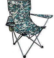 """Раскладное кресло «Рыбак""""для пляжа, пикника, рыбалки возможенбезналичный расчет сНДС от 10 единиц"""