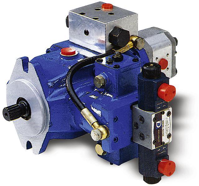 Регулируемый насос V650-50