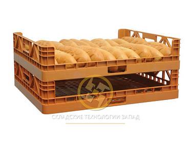 Ящики для хлеба, хлебобулочных и кондитерских изделий