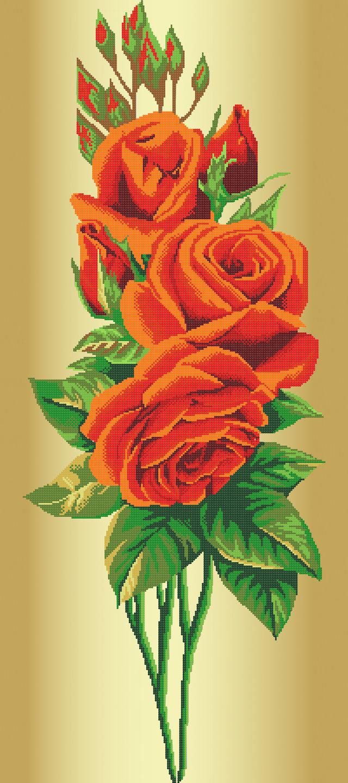 схема для вишивки квіти квітка бісер схема україна дешево