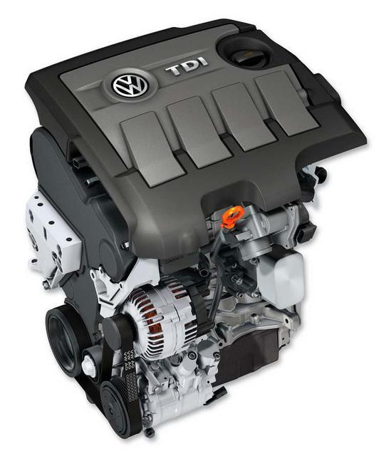 Двигатель VW Caddy 2010-