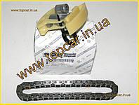 Комплект цепь+натяжитель распредвала Citroen Berlingo 1.6HDi 90 08-  Оригинал  9658356980