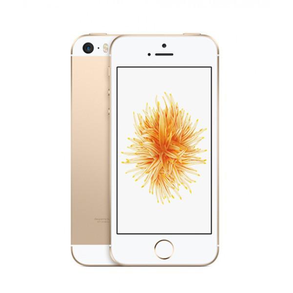 Смартфон Apple iPhone SE 16GB Gold (MLXM2) Восстановленный