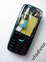 Корпус для Nokia 5130 синий с кнопками class 2A