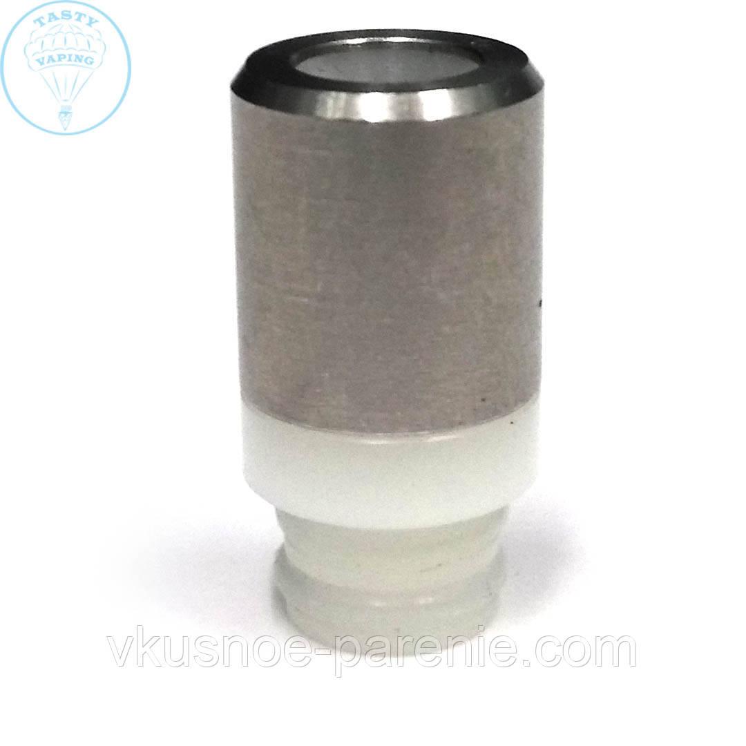 Дрип-тип (мундштук) пластик сталь 16.5мм