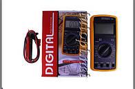 """Мультиметр """"Digital"""" (Тестер), DT9205M типы измерений - DCV, АCV, DCA, АCA, Ом."""