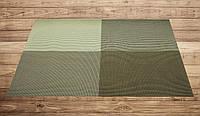 Салфетка-подложка поверх скатерти на стол 30см*45см