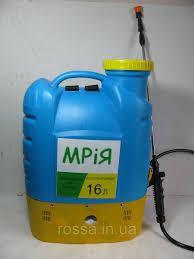Опрыскиватель электрический Мрия 16 Л (Электрический 12В)