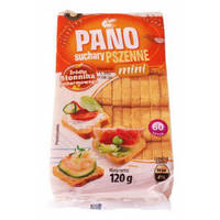Грінки пшеничні PANO 120г (1/18)