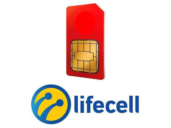 Красивая пара номеров 073-58-54321 и 095-58-54321 lifecell, Vodafone, фото 2
