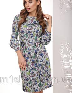 Женское ангоровое платье больших размеров (1764mrs)