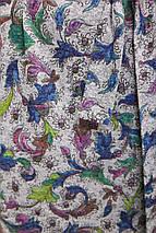 Женское ангоровое платье с узором(1764mrs), фото 3