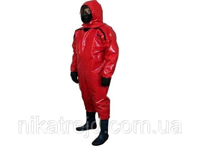 Специальный водотеплозащитный костюм с элементами положительной плавучести «АКВА-Т»