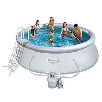 Надувной бассейн Bestway 57242(457 х 122 см)
