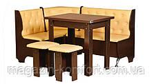 Кухонный уголок Адмирал с раскладным столом