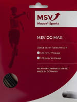 Теннисные струны MSV GO-MAX bk 12m