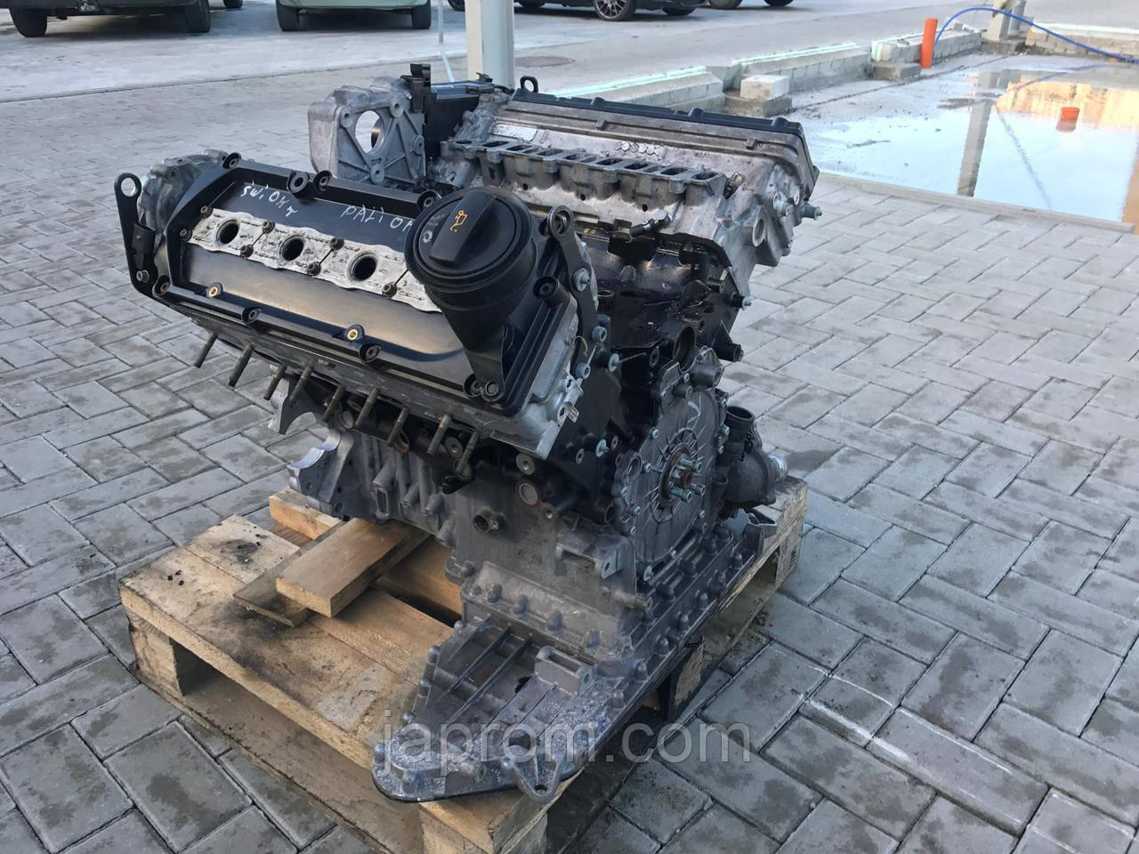 Мотор (Двигатель) AUDI A8 D3 2005 г.в. 4.2 TDI ASE