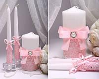 Набор свадебных свечей Diamond