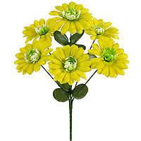 Букет хризантем (20 шт в уп),32 см