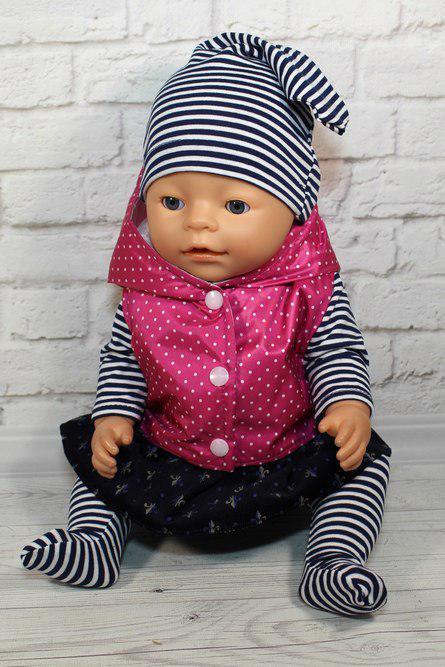 Набір одягу для ляльки Baby Born