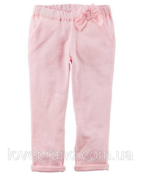 Спортивные штаны Carter's для девочки 4 г./102-108 см