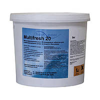 Хлорные таблетки 3 в 1 Fresh Pool Мультитаб 20 (5 кг), фото 1