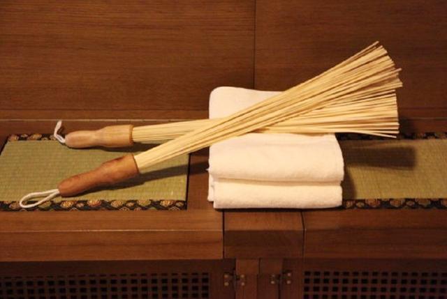 Массаж бамбуковыми вениками, фото 2