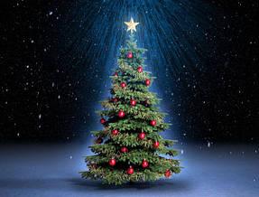 Новогодние елки и сосны искусственные