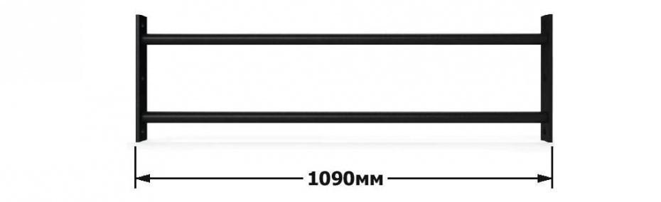 Перемычка двойная 1090мм
