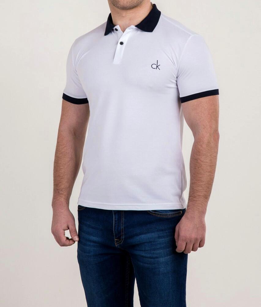 Мужская футболка ПОЛО, фото 1