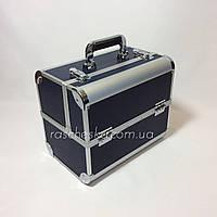Кейс для косметики алюминиевый
