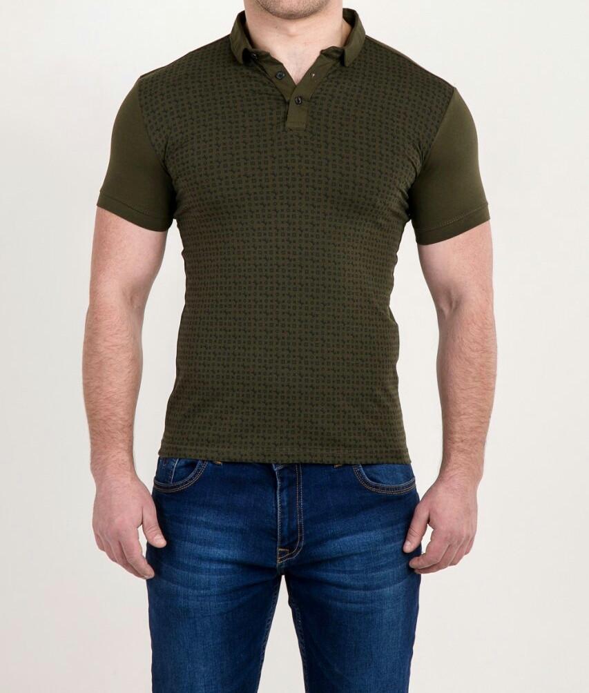 Мужская футболка ПОЛО Luis Vitton