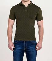Мужская футболка ПОЛО Luis Vitton, фото 1
