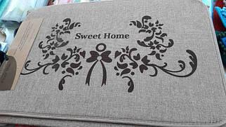 Коврик придверный для дома с разным принтом 50*80 см, придверные коврики для дома оптом от производителя
