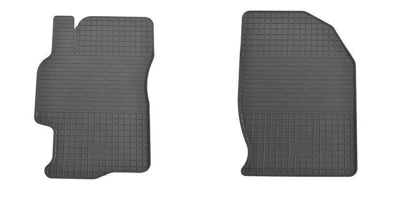 Резиновые коврики в салон Mazda M-6 2008- (ПЕРЕД) (Stingray)