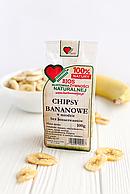 Банановые чипсы с медом, 100 г