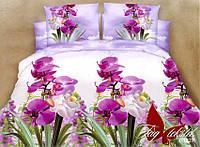 1,5-спальный комплект постельного белья. Ткань Ранфорс. Комплект постельного белья. Постельное белье.