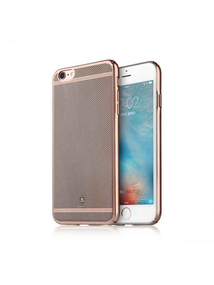 силиконовый чехол для iphone для iphone 6 plus / 6s plus золотой